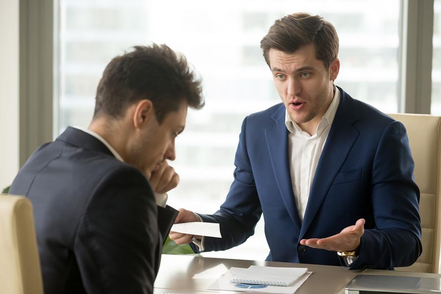 Avoir une conversation délicate avec des employés   Hrjob.ca